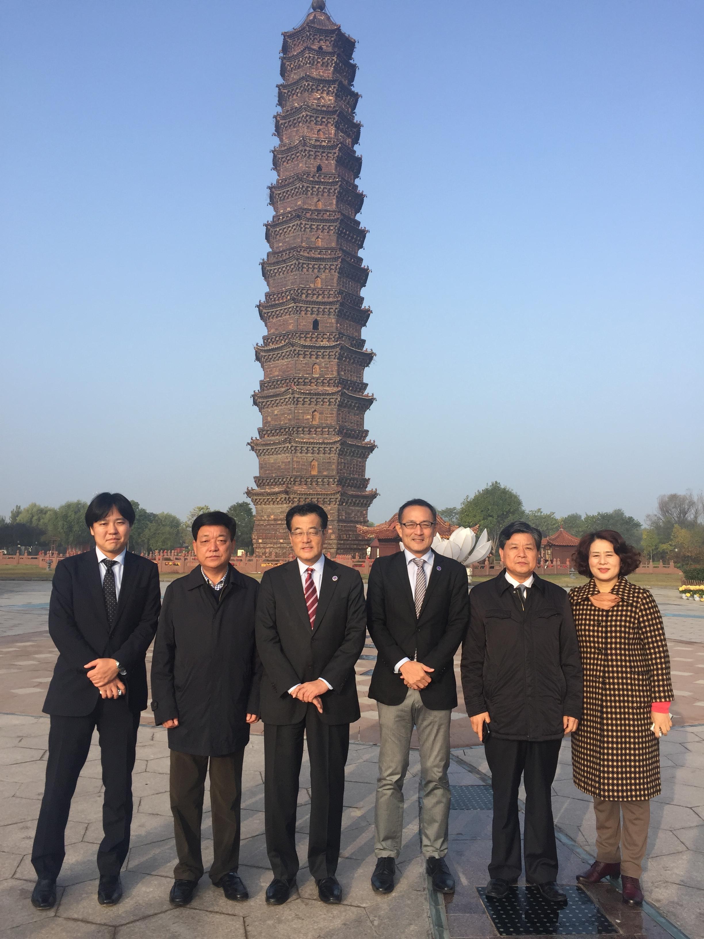 中国訪問②