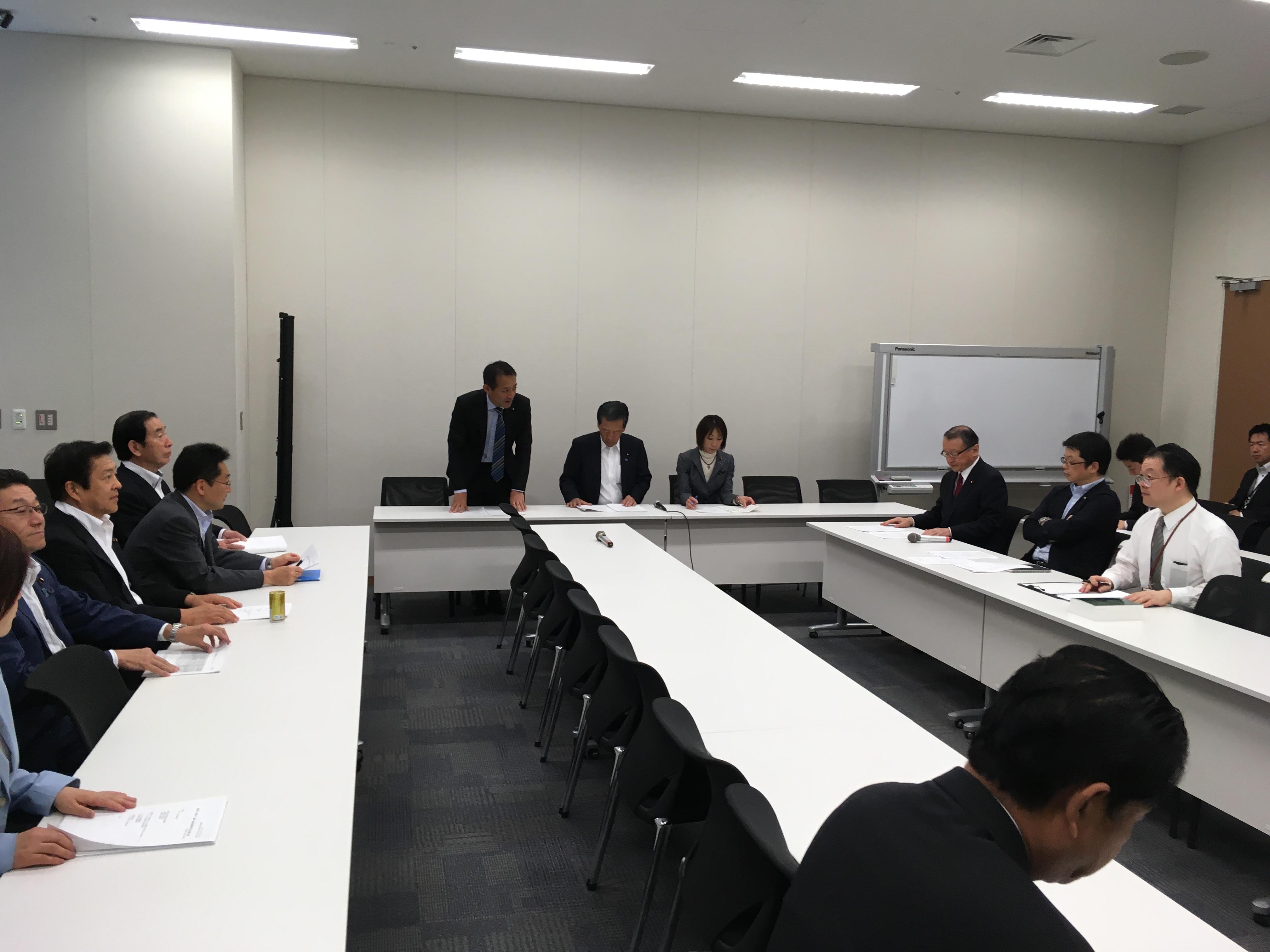 文部科学・総務・経済産業部門合同会議