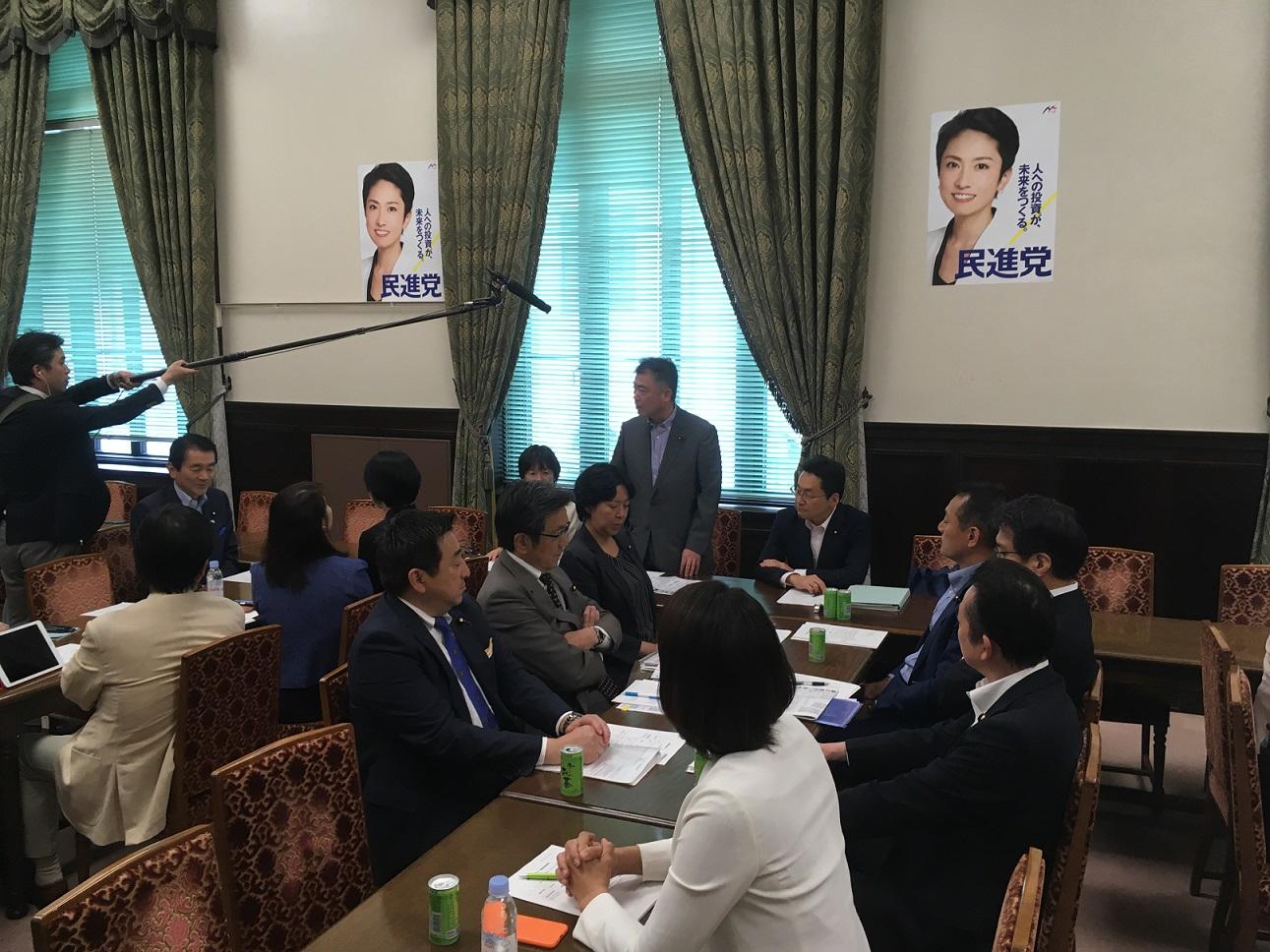 戦略特区調査プロジェクトチーム会合